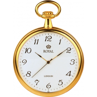 90014‐02 Royal London Lommeur, guld