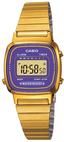 Casio LA670WEGA-6 Retro