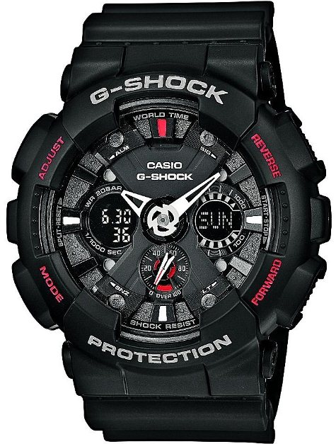 GA-120-1AER Casio G-Shock