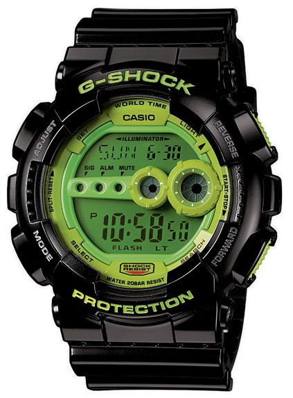 Casio GD-100SC-1ER G-Shock