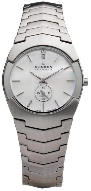 SKAGEN 580SSXD1 DAMEUR, BLACK LABEL