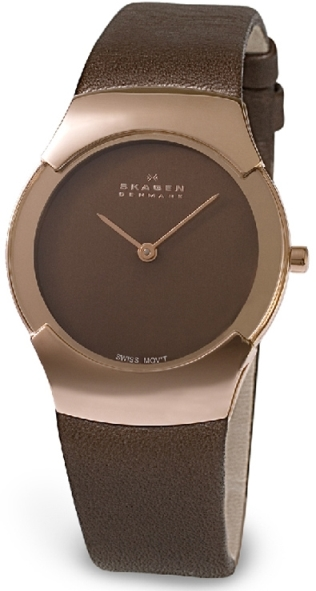 SKAGEN 582SRLM DAMEUR, BLACK LABEL
