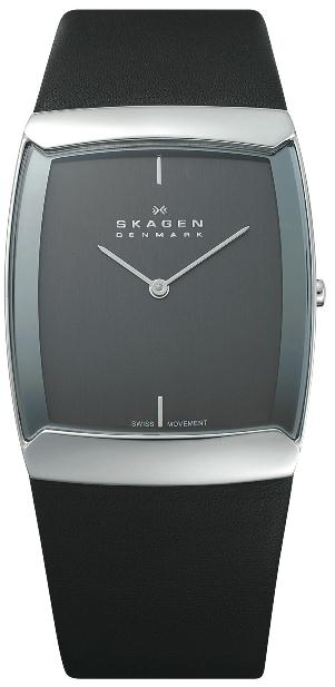 SKAGEN 584LSLM HERREUR, BLACK LABEL