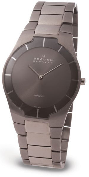 SKAGEN 585XLTMXM HERREUR, BLACK LABEL