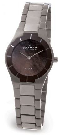 SKAGEN 585XSTXM DAMEUR, BLACK LABEL