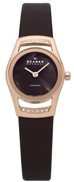 SKAGEN 982SRLD DAMEUR, BLACK LABEL