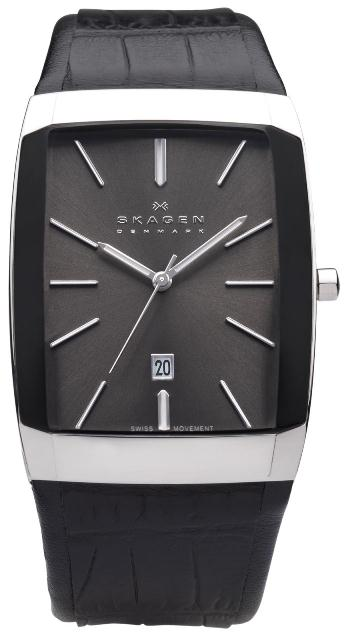 SKAGEN 984LSLB HERREUR, BLACK LABEL