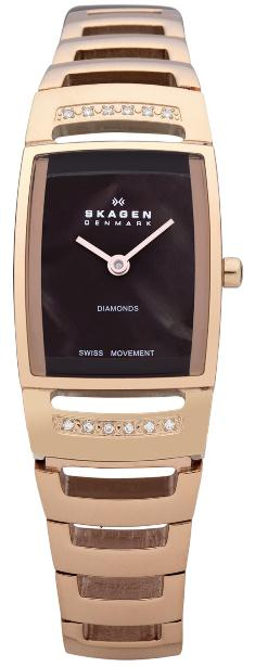 SKAGEN 985SRXD DAMEUR, BLACK LABEL