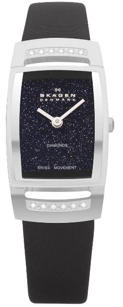 SKAGEN 985SSLBN DAMEUR, BLACK LABEL