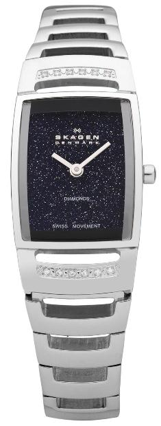 SKAGEN 985SSXN DAMEUR, BLACK LABEL