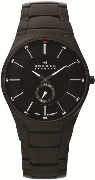 SKAGEN 924XLBXB HERREUR, BLACK LABEL