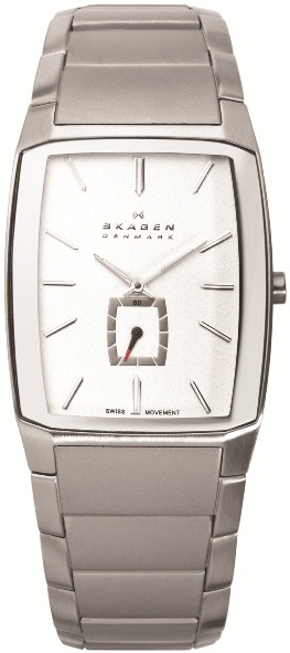 SKAGEN 984XLSXS HERREUR, BLACK LABEL