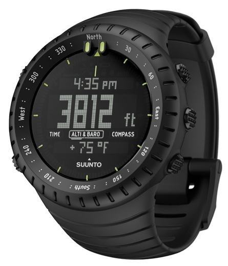 SUUNTO 142790 CORE ALL BLACK