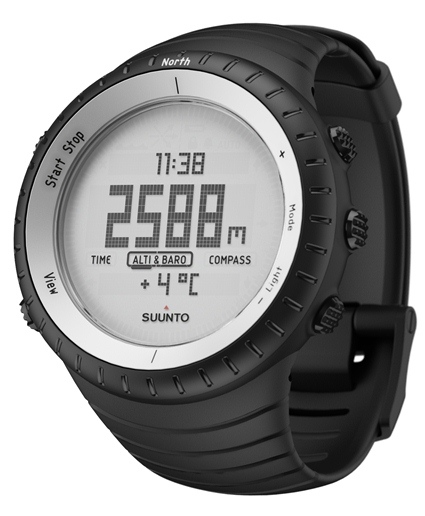 SUUNTO 166360 CORE GLACIER GREY