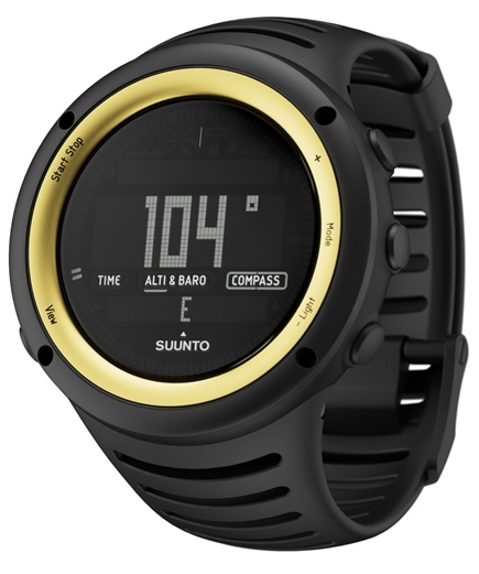 SUUNTO 167890 CORE SAHARA YELLOW