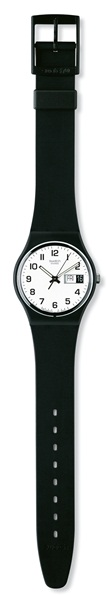 SWATCH GB743 UNISEX ONCE AGAIN