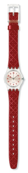 SWATCH LK243 DAMEUR STRAWBERRY JAM