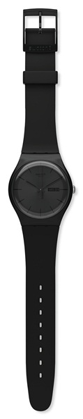 SWATCH SUOB702 UNISEX BLACK REBEL