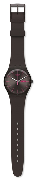 SWATCH SUOC700 UNISEX BROWN REBEL