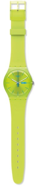 SWATCH SUOG702 UNISEX LIME REBEL
