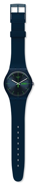 SWATCH SUON700 UNISEX BLUE REBEL