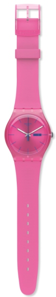 SWATCH SUOP700 UNISEX PINK REBEL