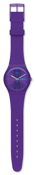SWATCH SUOV702 UNISEX PURPLE REBEL