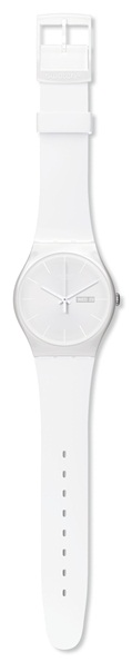 SWATCH SUOW701 UNISEX WHITE REBEL