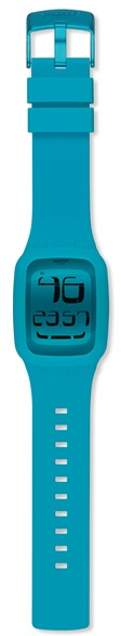 SWATCH SURS100 TOUCH BLUE ALARM