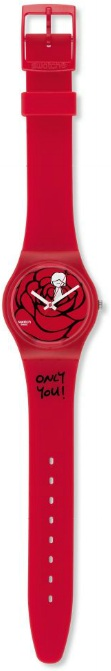 SWATCH GZ264 DAMEUR CATCH MY HEART
