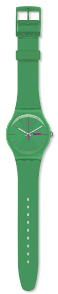 SWATCH SUOG704 UNISEX GREEN REBEL