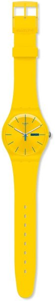 SWATCH SUOJ700 UNISEX YELLOW REBEL