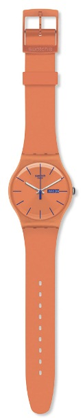 SWATCH SUOO701 UNISEX ORANDY PINK REBEL