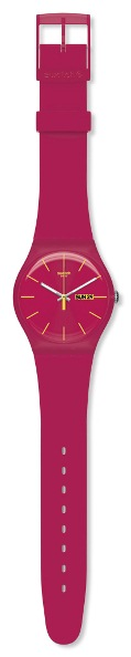 SWATCH SUOR704 UNISEX RUBINE REBEL