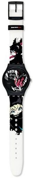 SWATCH SUOZ112 UNISEX WINDY BUNNY