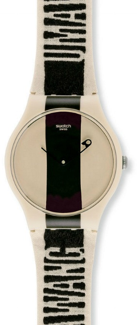 SWATCH SUOZ134 PURE FABRIC UNISEX