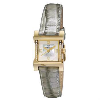 forgyldt stål Womens Collection Schweizisk quartz dame ur fra Christina Collection
