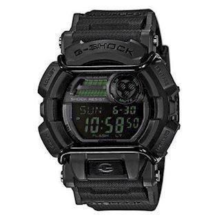Mission Black Casio multifunktions ur