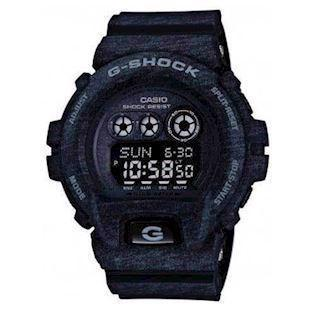 grå meleret resin med stål G-Shock quartz multifunktion (3420) Herre ur fra Casio