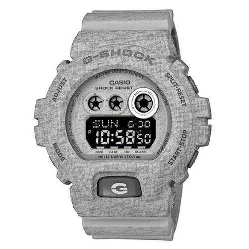 beige meleret resin med stål G-Shock quartz multifunktion (3420) Herre ur fra Casio