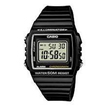 CASIO W-215H-1AVEF Retro