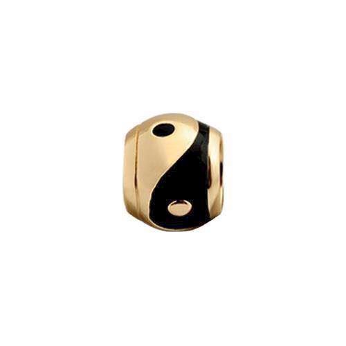 Christina Collect Ying & Yang forgyldt charm