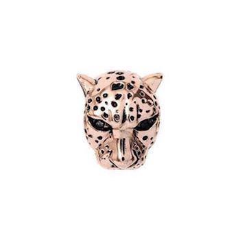 Christina Collect Leopard rosa charm