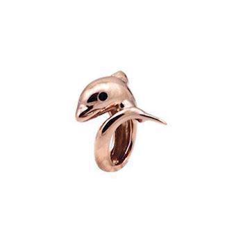 Christina Collect Dolphin rosa charm