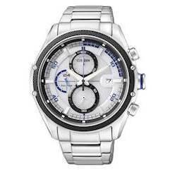 CA0120-51A Citizen Sporty herreur <br> Chronograph og Eco-Drive
