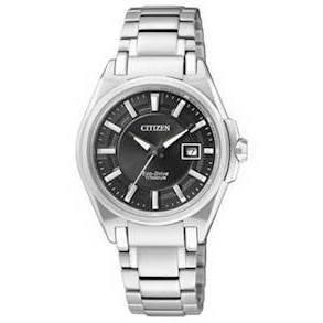 Citizen Eco-Drive Titanium Dameur - EW1880-56E