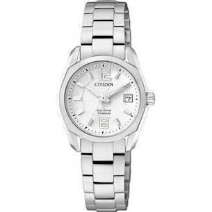 Citizen Eco-Drive Titanium Dameur - EW2101-59B