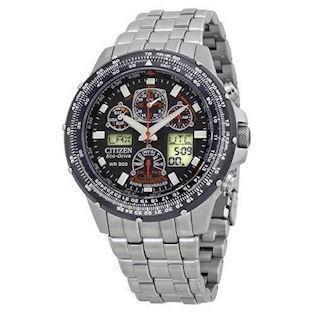 Citizen Sky Hawk Flyver ur