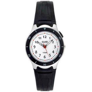 Stål Club Time Quartz Drenge ur fra Club Time