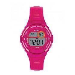 Pink Best friends Quartz Pige ur fra Club Time